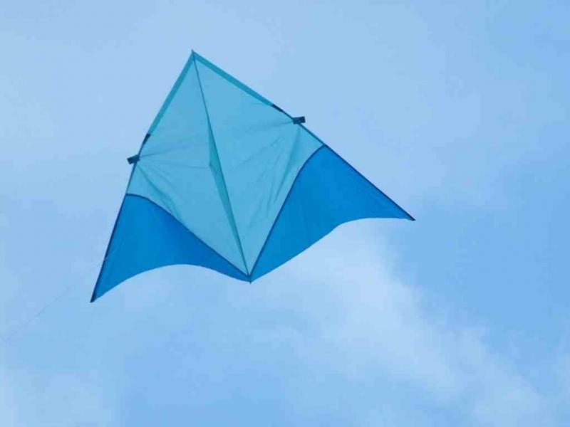 للبيع طائرة ورقية لتدريب الصقور صناعة بريطانية