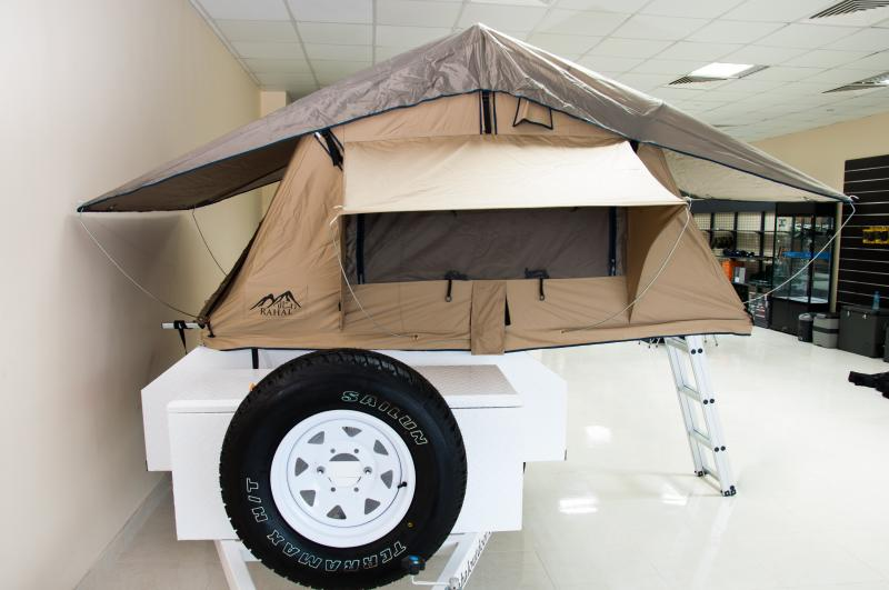 خيمة سيارة