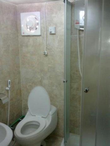 للبيع كرفان نظيف للرحلات والكشتات في ابوظبي
